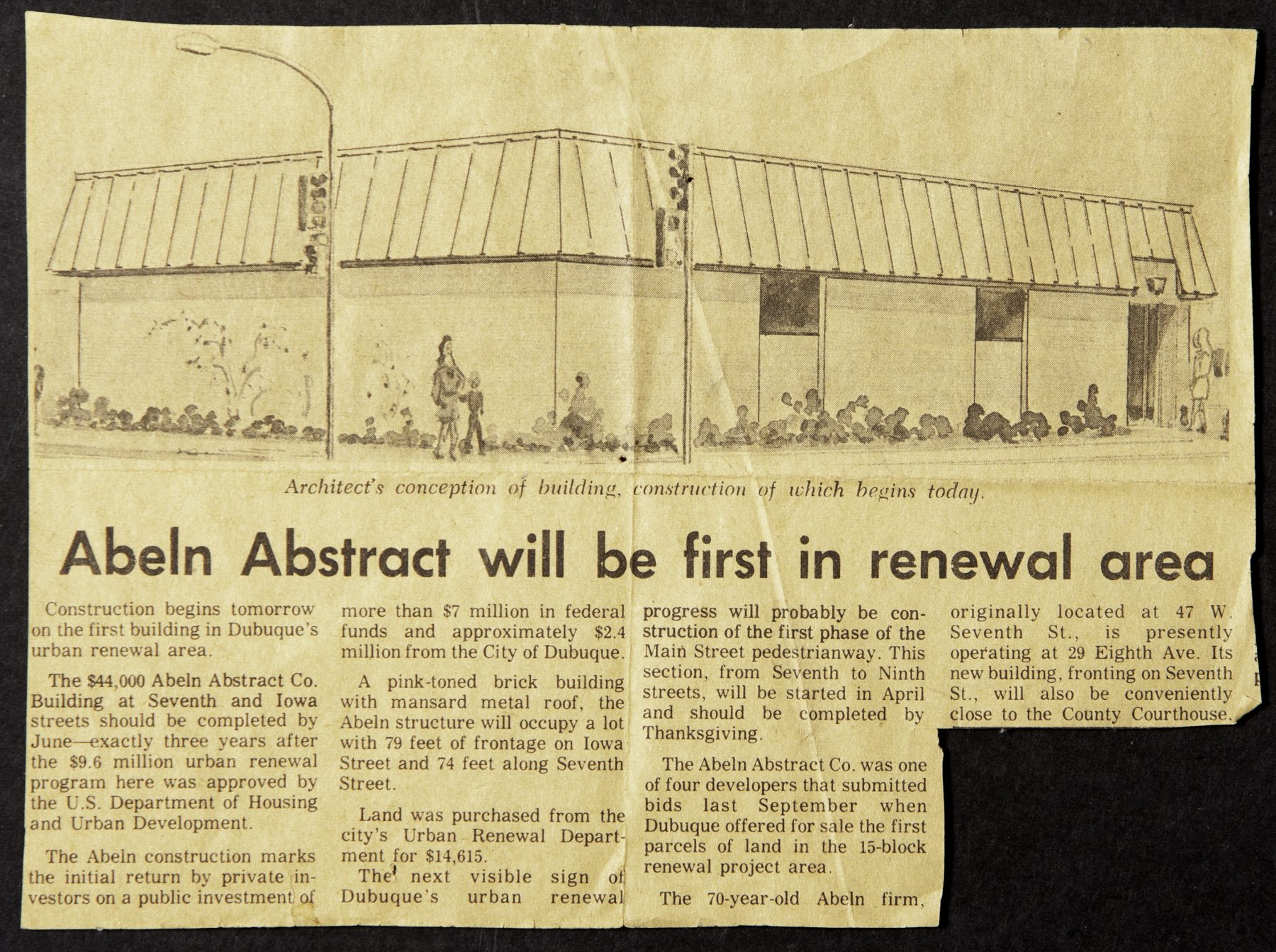 Abeln_2_Newspaper-Article-New-Building_